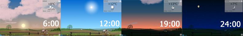 YoWindow program ekran görüntüleri